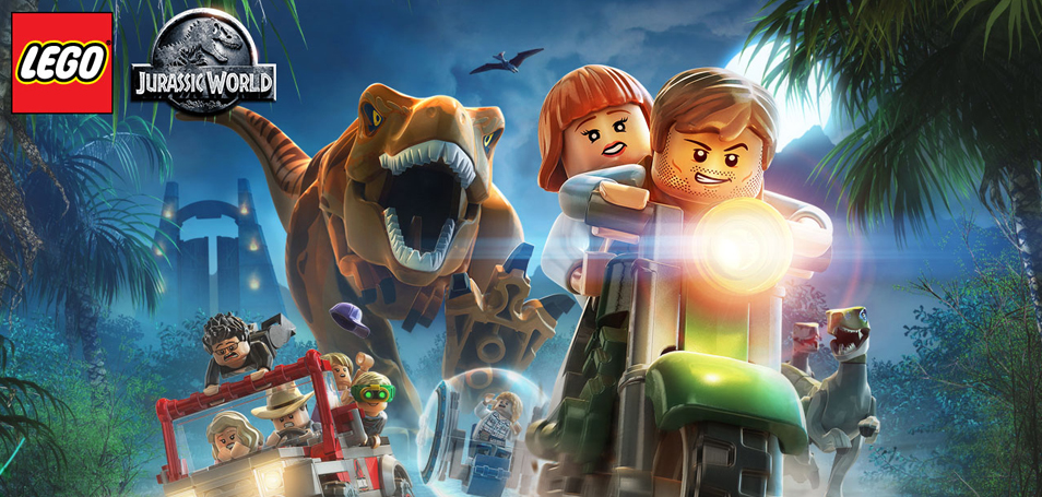 Lego<sup>®</sup> Jurassic World<sup>TM</sup> Console Game